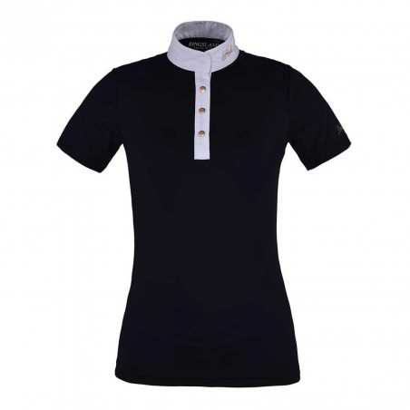 Oliva Ladies Short Sleeve Show Shirt