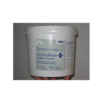 eQ Psyllium Plus shell powder 900g