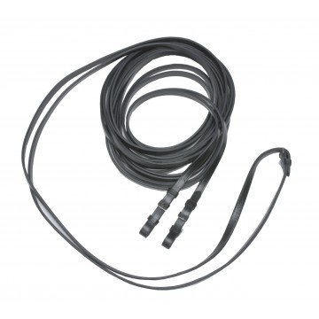 Wahlsten W-Profile leather long reins