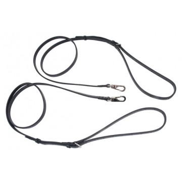 Wahlsten W-Profile Draw reins for lunging