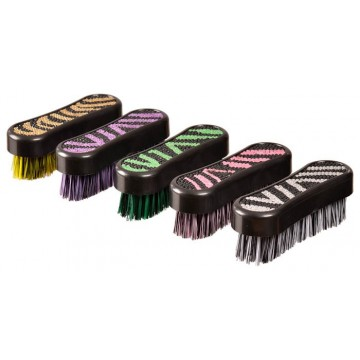 Globus Head Brush Zebra
