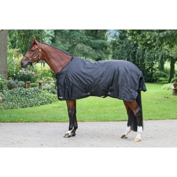 Back on Track Rug Frost with Shoulder Pleat