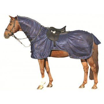 HKM Ride-on fly sheet with neck piece
