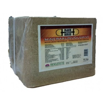 Black Horse Mineral stone10 kg
