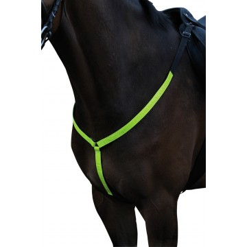 Horse Guard Reflector Martingale