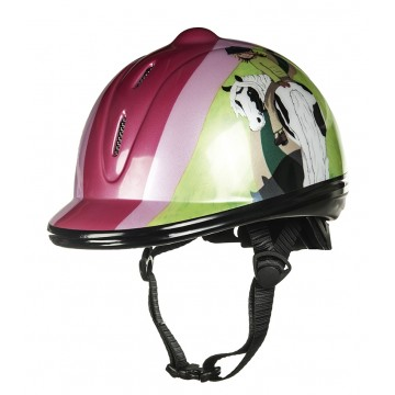 HKM Riding Helmet for children