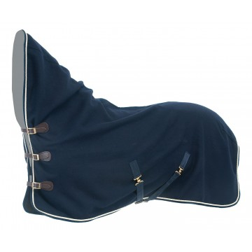Horse Comfort Luxus wool blanket full neck