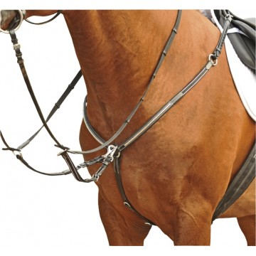 1026 HKM Breastplate with Clinchers