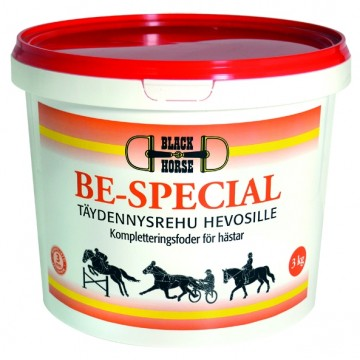 Black Horse BE-Special pellets 3 kg