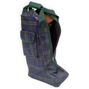 Globus Boot Bag