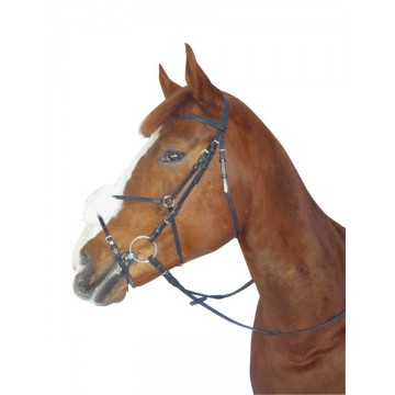 Wahlsten W-Mexican Noseband