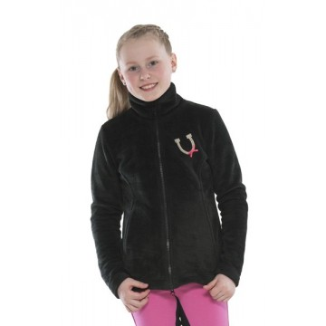 Horse comfort, Fleece jacket for children