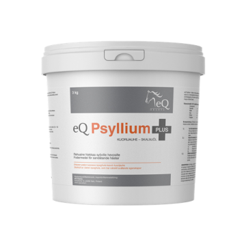 eQ Psyllium Plus Sand Removal 3kg