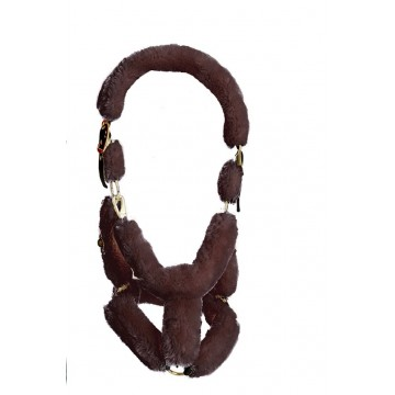 Kentucky Sheepskin Shipping Halter