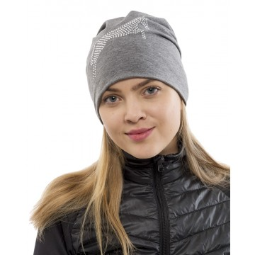 HORSE COMFORT soft hat with Diamond horse