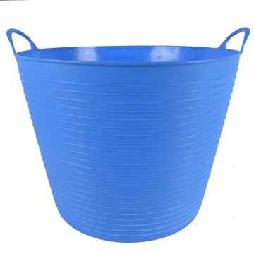 Soft Bucket 30l blue