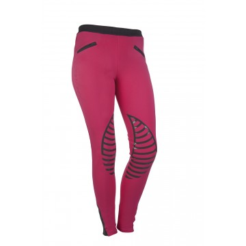 HKM Riding leggings, pink