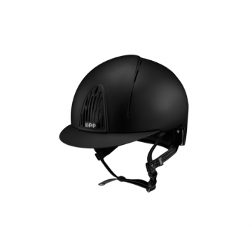 KEP Smart black riding helmet, size M