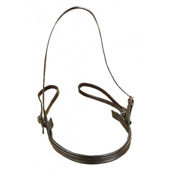 Breast collar with straps