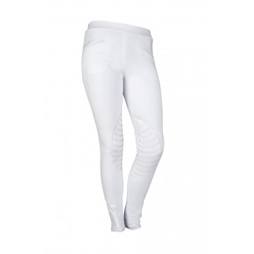 HKM riding leggings, white