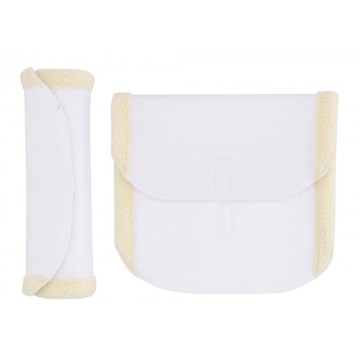 Horse Guard Bandage Pad with teddy 45 x 37 cm