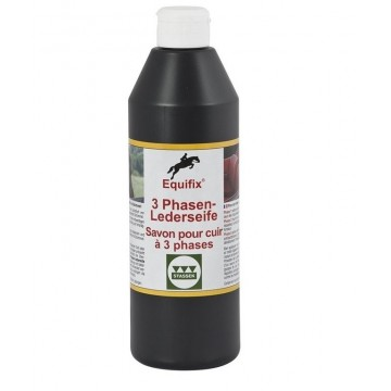 Stassek Equifix 3-Phase Leather Soap with mildew protection