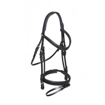 Wahlsten W-Profile Classic Bridles