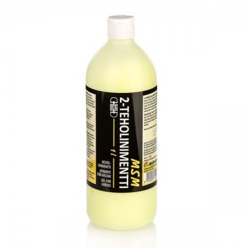 Black Horse 2-power liniment + MSM 1l