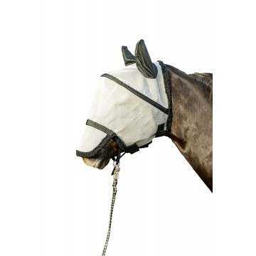HKM Anti-fly mask with nose protection