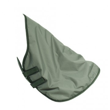 Rain Buster neckpart for 100g blanket olive green