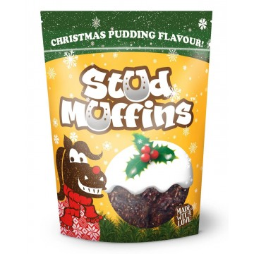 Stud Muffins Christmas Pudding 400 g
