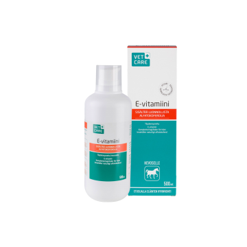 Vetcare E-vitamin 500ml