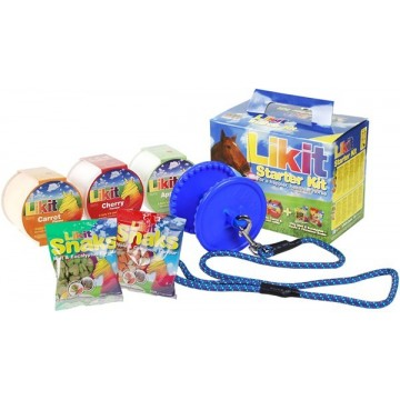 Likit Starter Kit - for a happier horse