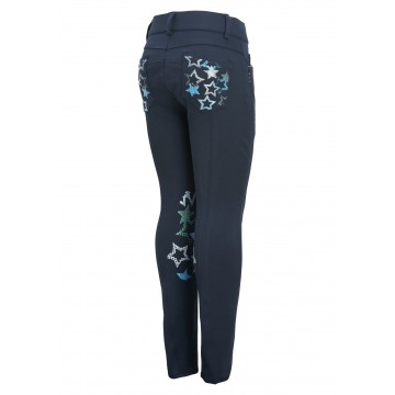 Montar children breeches with stars
