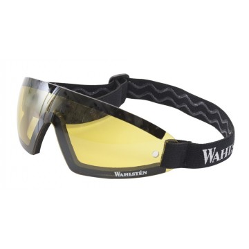 W-Trotting goggles with wide band